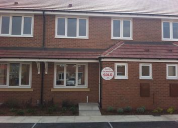 Thumbnail 2 bed flat to rent in Lady Anne Way, Brough