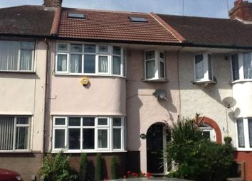 Thumbnail 4 bed detached house to rent in Somerville Road, Chadwell Heath, Romford
