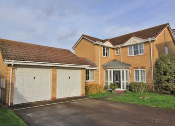 4 bed detached house for sale in Moat Way, Swavesey, Cambridge CB24