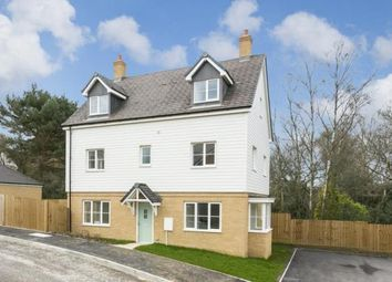 Thumbnail 5 bedroom detached house for sale in Oakline, Heathfield, East Sussex