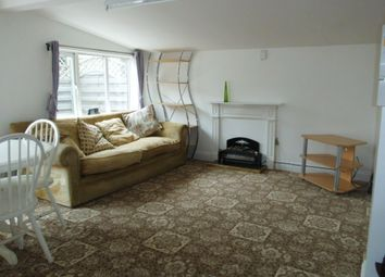 Thumbnail 1 bed flat to rent in The Annexe Garton End Road, Dogsthorpe, Peterborough