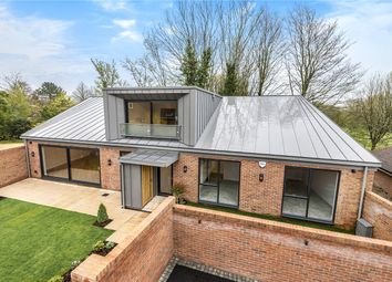 Thumbnail 4 bed detached house for sale in Compton Close, Winchester, Hampshire