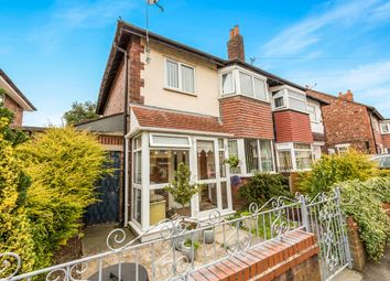 Thumbnail 3 bedroom semi-detached house for sale in Astbury Crescent, Stockport