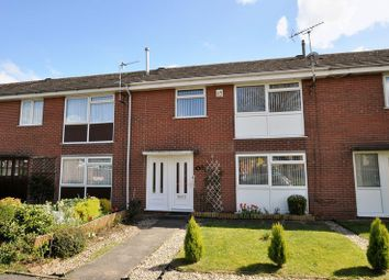 Thumbnail 3 bedroom terraced house for sale in Grange Close, Burton-On-Trent