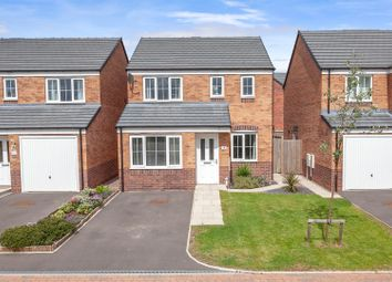 Thumbnail 3 bed detached house for sale in Rondel Street, Shrewsbury