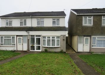 Thumbnail 3 bedroom semi-detached house for sale in Hurlock Way, Luton