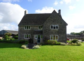 Thumbnail 4 bed detached house to rent in Buckland Newton, Dorchester, Dorset