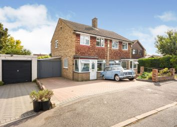 Thumbnail 3 bed semi-detached house for sale in Cryalls Lane, Sittingbourne