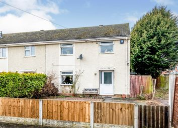 Thumbnail 4 bed end terrace house for sale in Purcell Avenue, Lichfield