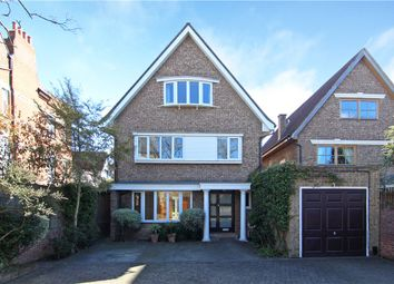 Thumbnail 5 bed detached house to rent in Cottenham Park Road, London