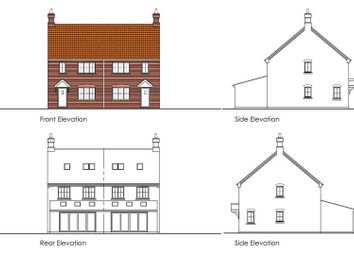 Thumbnail 3 bed semi-detached house for sale in Jacklin Lane, Fulstow, Louth