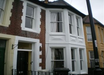 Thumbnail 5 bed property to rent in Raleigh Road, Southville, Bristol