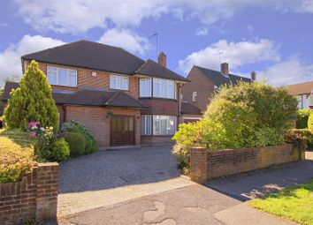 Thumbnail 5 bed detached house for sale in The Rise, Elstree, Borehamwood