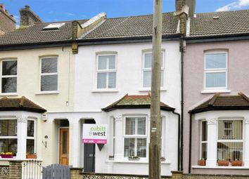 Thumbnail 3 bed terraced house for sale in Tharp Road, Wallington, Surrey