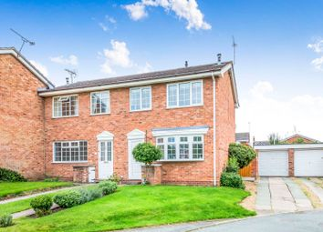 Thumbnail 3 bed semi-detached house for sale in Scaife Road, Nantwich