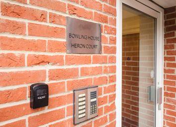 Thumbnail 1 bed flat for sale in Heron Court, Bishop's Stortford