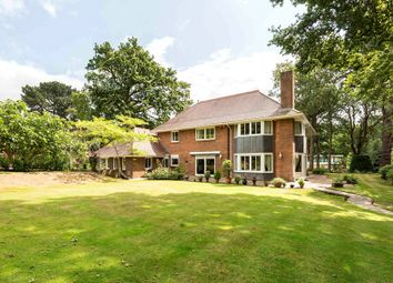 Thumbnail 4 bed detached house for sale in The Avenue, Poole, Dorset