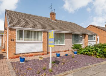 Thumbnail 2 bed semi-detached bungalow for sale in Garthorne Avenue, Darlington