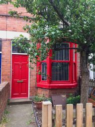 Thumbnail 3 bed terraced bungalow to rent in Woodbine Avenue, Leicester