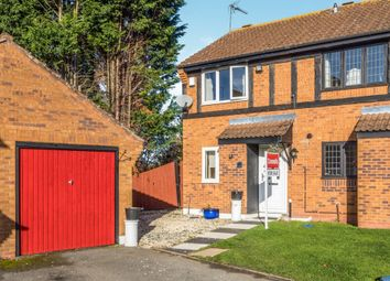 Thumbnail 2 bedroom semi-detached house for sale in Homestead Avenue, Wall Meadow, Worcester