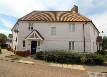 Thumbnail 2 bed property for sale in Nene Drive, Ipswich