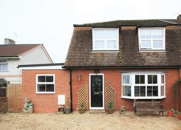 Thumbnail 4 bed semi-detached house for sale in Orange Close, Highworth, Swindon
