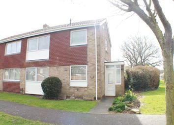 Thumbnail 3 bed semi-detached house for sale in The Parkway, Gosport