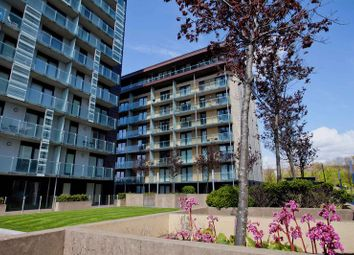 Thumbnail 1 bed flat for sale in Glasgow Harbour Terraces, Glasgow