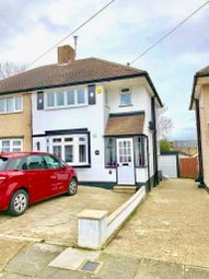 Thumbnail 3 bed end terrace house to rent in Cavendish Avenue, Ruislip, London