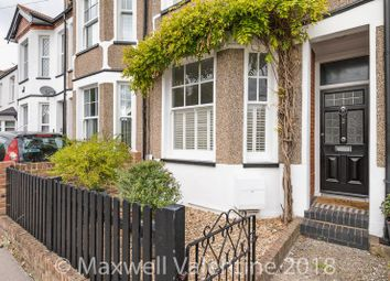 Thumbnail 3 bed terraced house to rent in Biddulph Road, South Croydon