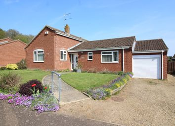Thumbnail 3 bed detached bungalow for sale in Nursery Lane, Costessey, Norwich