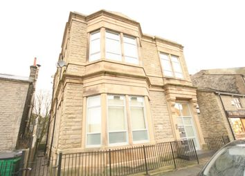 Thumbnail 2 bed flat for sale in Burnley Road, Crawshawbooth, Rossendale