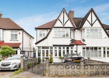 Thumbnail 3 bed semi-detached house for sale in Stanford Road, London