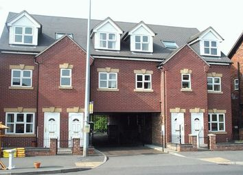 Thumbnail 2 bed flat to rent in Crewe Road, Alsager, Stoke-On-Trent
