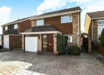 Thumbnail 4 bedroom detached house for sale in Ballard Green, Windsor, Berkshire