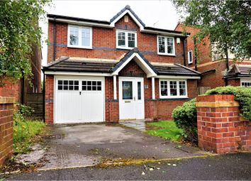 Thumbnail 4 bed detached house for sale in Hinchley Road, Manchester