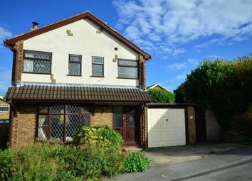 Thumbnail 3 bed detached house for sale in Pondfields Crest, Kippax, Leeds, West Yorkshire