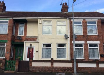 Thumbnail 2 bedroom terraced house for sale in Rensburg Street, Hull