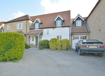 Thumbnail 4 bedroom terraced house for sale in Reach Road, Burwell