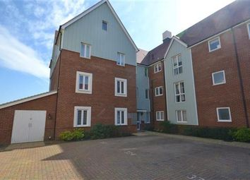 Thumbnail 2 bed flat for sale in Cooper House, Woodside Close, Grays