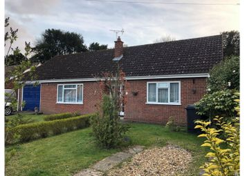 Thumbnail 2 bed detached bungalow for sale in Neville Close, Saham Toney, Thetford
