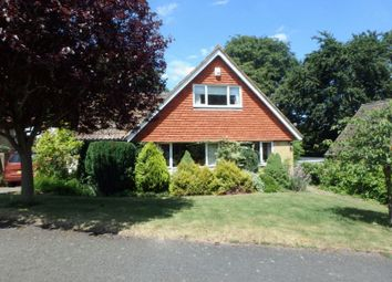 Thumbnail 4 bed detached house for sale in Walnut Close, Epsom