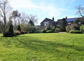 Thumbnail 4 bed detached house for sale in Main Road, Covenham St. Bartholomew, Louth