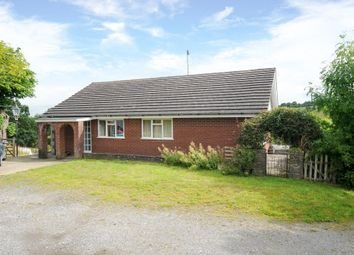 Thumbnail 3 bed detached bungalow for sale in Rhos- Y- Meirch, Knighton