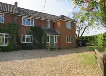 Thumbnail 5 bed semi-detached house for sale in Buxton Road, Spixworth, Norwich