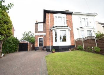 Thumbnail 3 bed semi-detached house for sale in Easton Road, New Ferry, Wirral