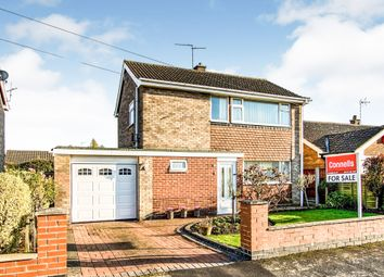 Thumbnail 3 bed detached house for sale in Dale Road, Grantham