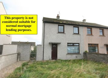 Thumbnail 2 bed semi-detached house for sale in 37 St Peters Road, Buckie