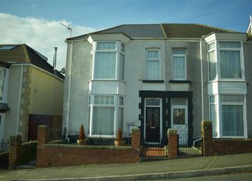 Thumbnail 3 bed semi-detached house for sale in Sketty Avenue, Sketty, Swansea