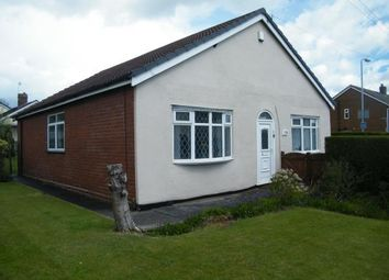 Thumbnail 3 bed bungalow for sale in Cannock Road, Chase Terrace, Burntwood, Staffordshire